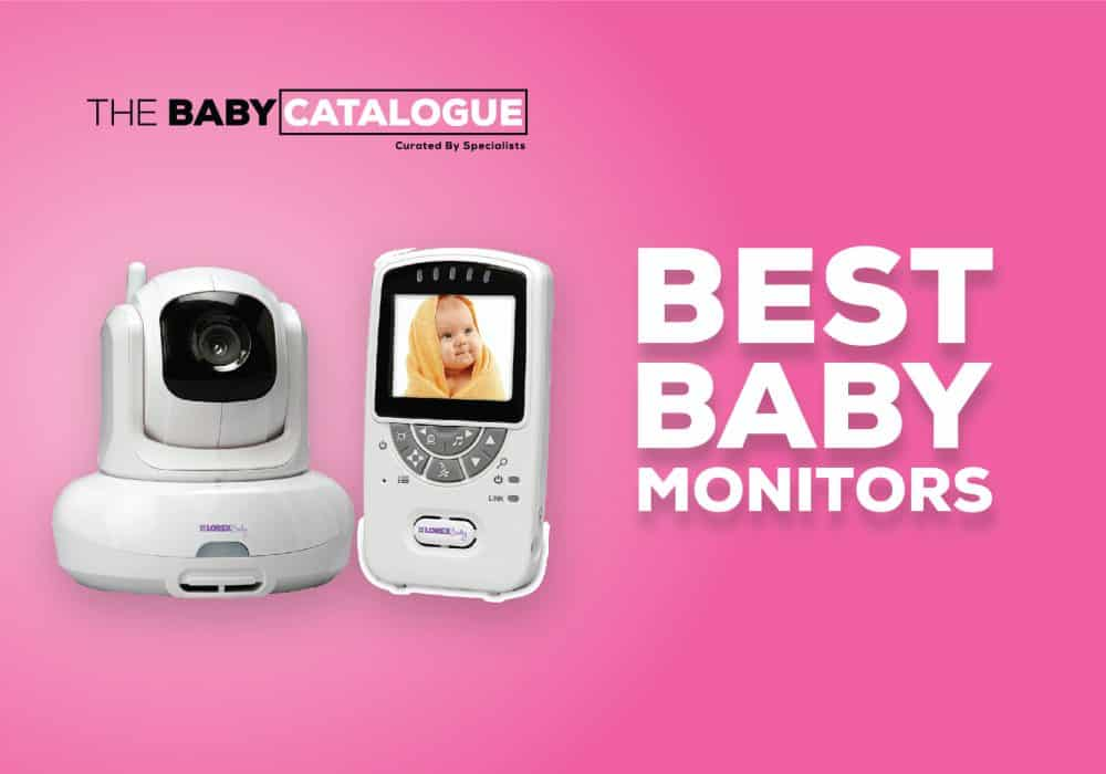 Best Baby Monitors 2018 – Buyer's Guide