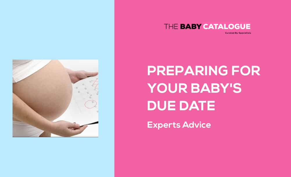 Preparing-For-Your-Baby's-Due-Date