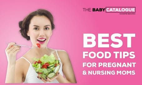 Best food tips for pregnant moms