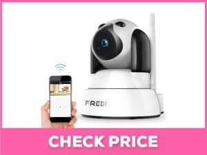 FREDI Wireless Baby Monitor