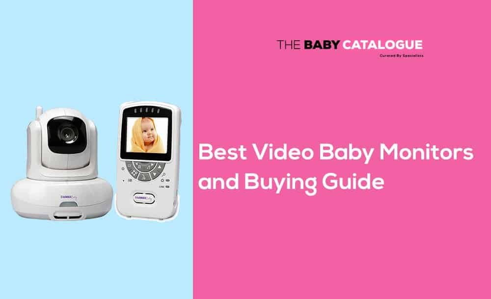 best video baby monitors with camera in uk review 2019. Black Bedroom Furniture Sets. Home Design Ideas