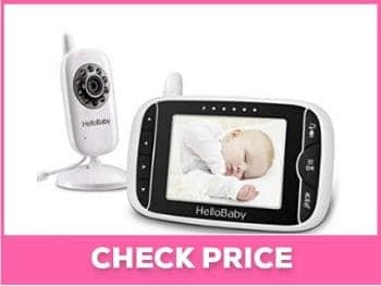 hello video baby monitor