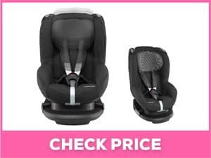 Maxi-Cosi Tobi Toddler Car Seat review