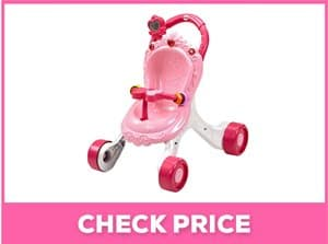 Fisher-Price-Princess-baby-Walker-review