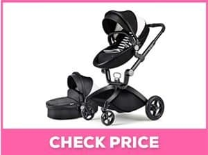 hot mom pushchair review