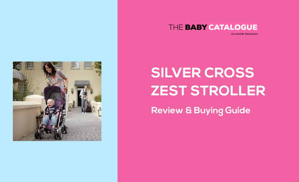 silver-cross-zest-stroller-review