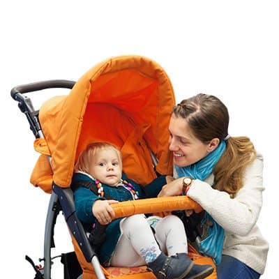 baby safety pram