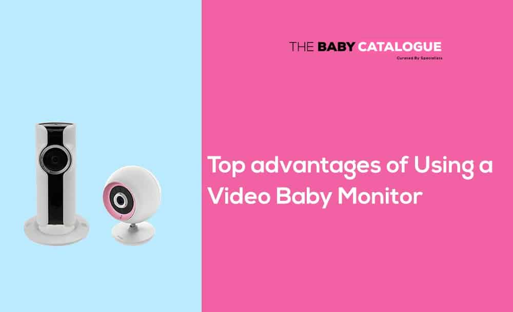 advantages of a baby monitor