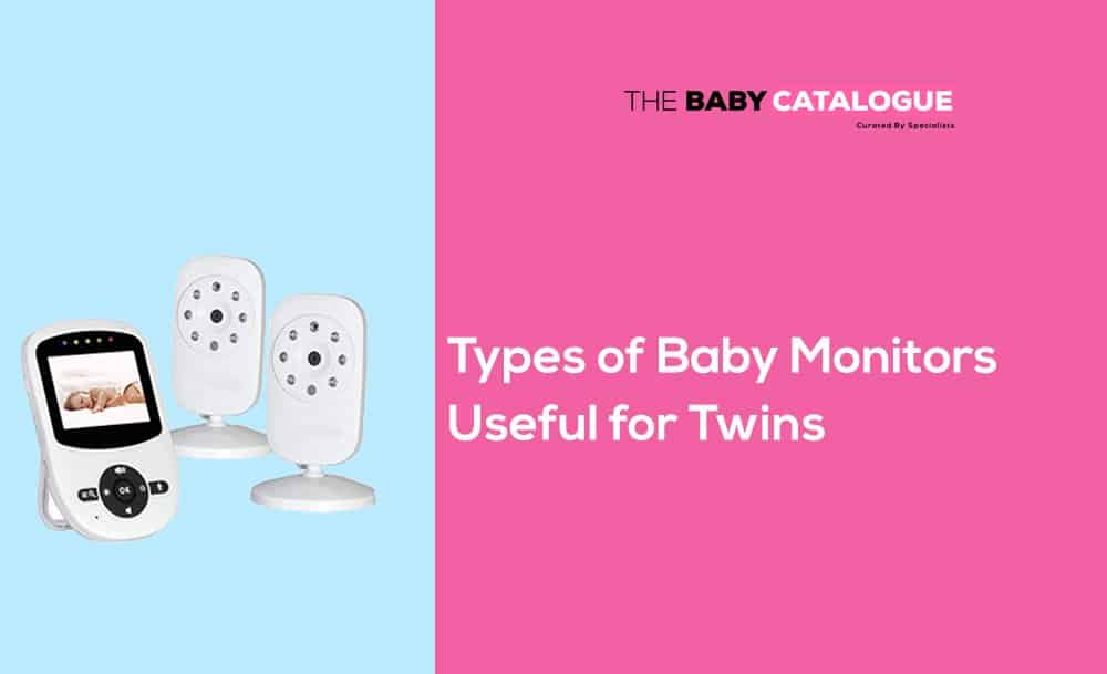 types of baby monitor for twins