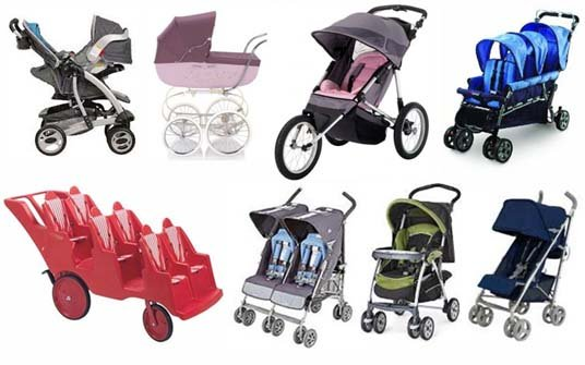 types-of-baby-prams