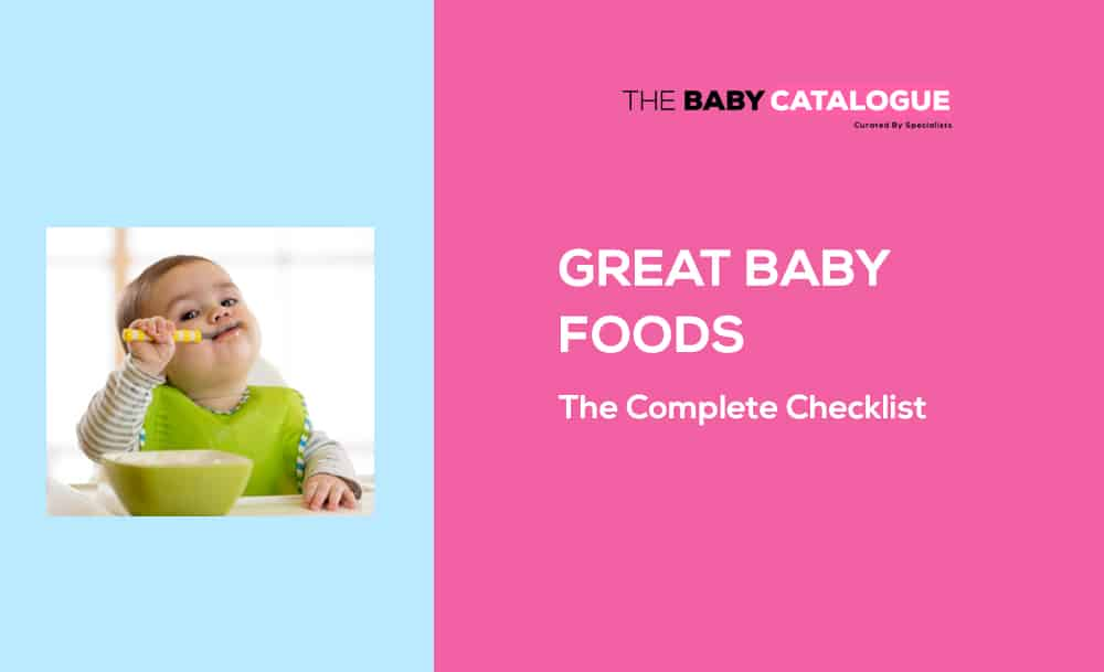 Great-Baby-Foods