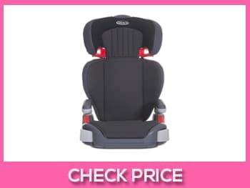 Graco-Junior-Maxi-Lightweight-Highback-Booster-Car-Seat