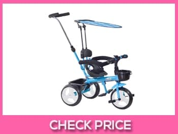 Boopi-4-in-1-Push-Along-Trike-Stroller